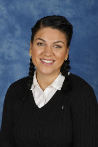 Miss Fava - Teaching Assistant