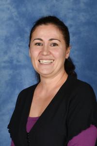 Mrs Hoti - Teaching Assistant