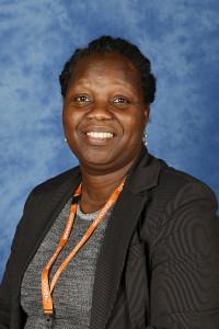 Mrs Oluwatudimu - Director of Education