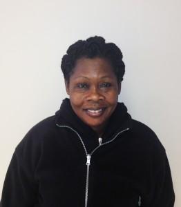 Mrs Owusu-Ansah - School Cleaner