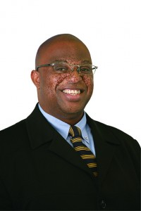 Rev D. Williams - Vice Chair