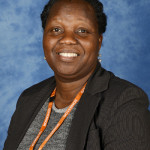 Mrs Oluwatudimu - Director of Education
